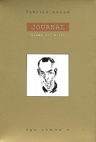 Journal t.1 à t.4 ; coffret