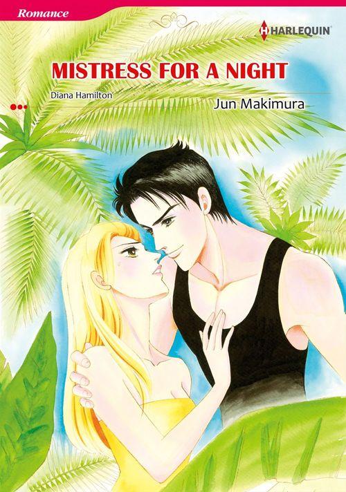 Harlequin Comics: Mistress for A Night