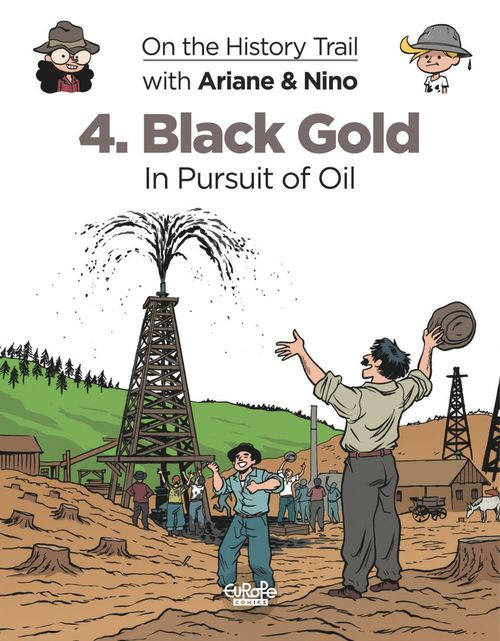 On the History Trail with Ariane & Nino - Volume 4