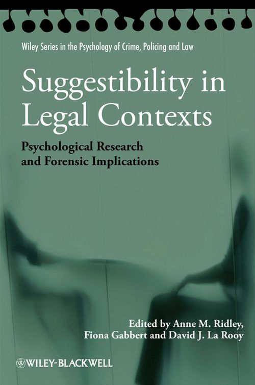 Suggestibility in Legal Contexts