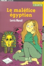 Couverture de Le maléfice égyptien