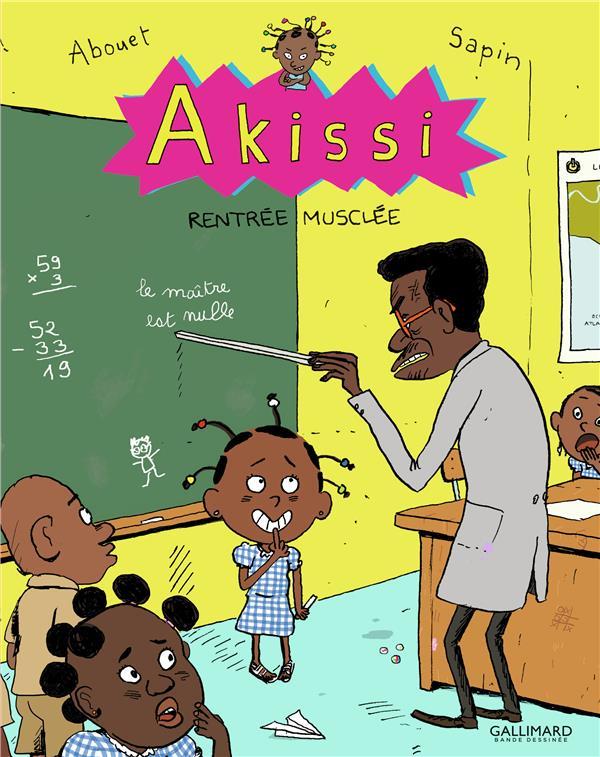 Akissi T.4 ; rentrée musclée