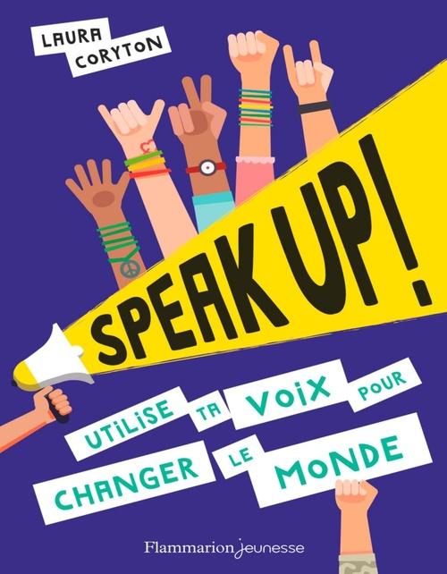 Vente Livre Numérique : Speak up!  - Laura Coryton