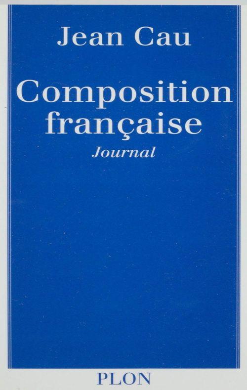 Composition francaise