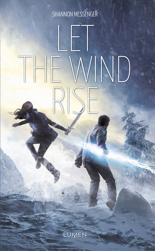 Sky fall T.3 ; let the wind rise