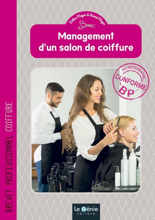 management d'un salon de coiffure ; BP coiffure