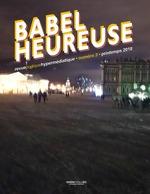 Vente Livre Numérique : Babel Heureuse numéro 3  - Emmanuel Moses - Armand Robin - Anna Akhmatova - Philippe Agostini - Raluca Belandry - Léa Cassagnau