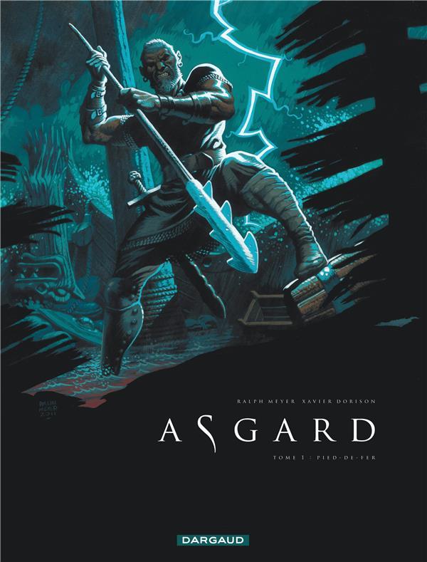 Asgard t.1 ; Pied-de-Fer