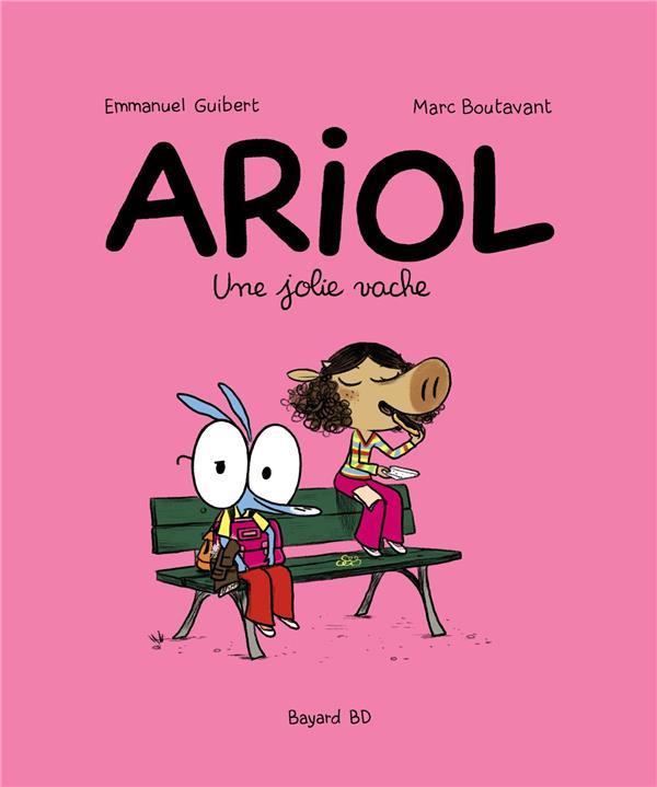 ARIOL T.4  -  UNE JOLIE VACHE GUIBERT-E+BOUTAVANT-