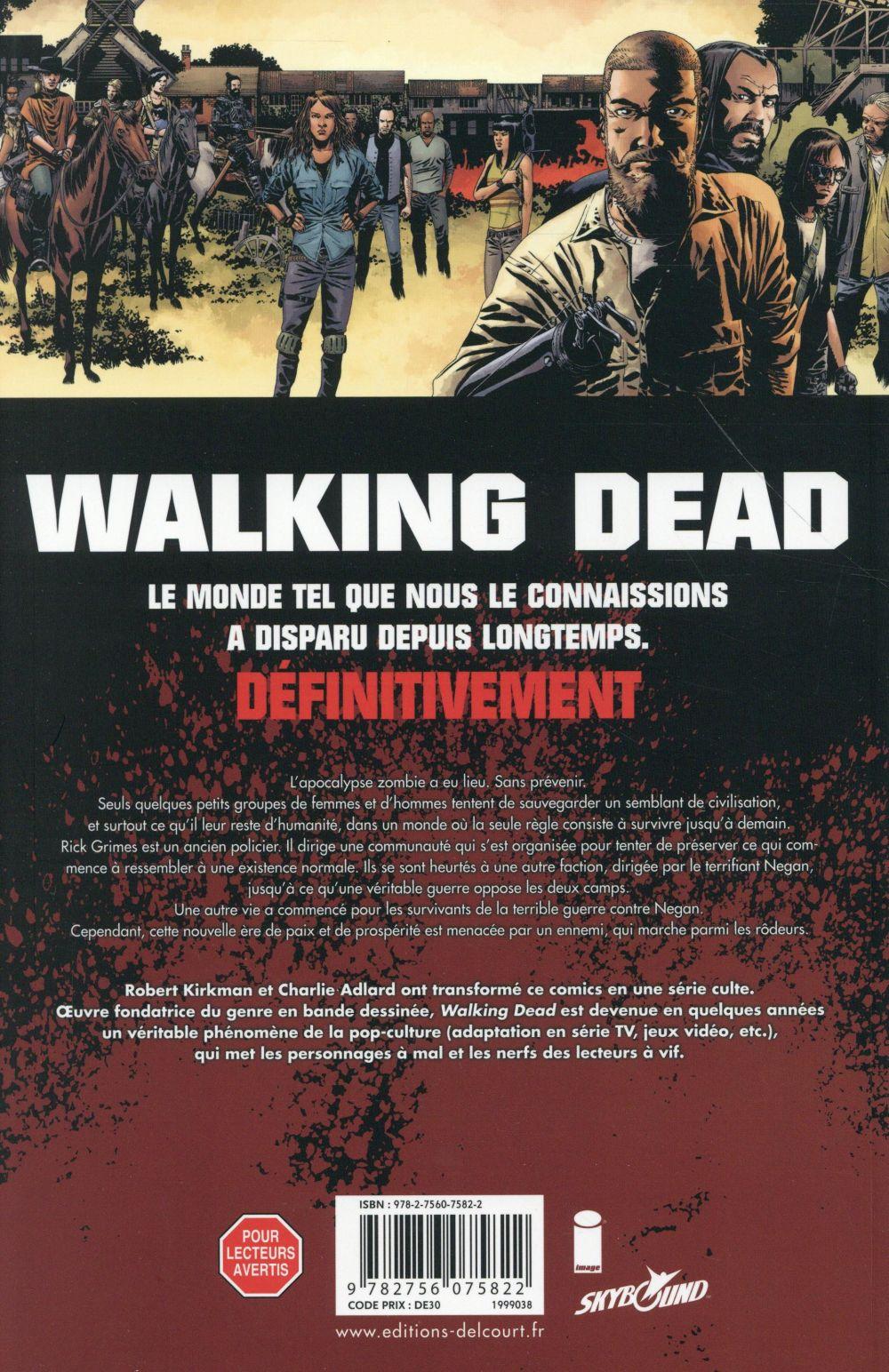 Walking dead T.24 ; opportunités