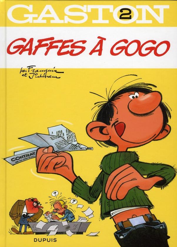 Gaston T2 Gaffes A Gogo