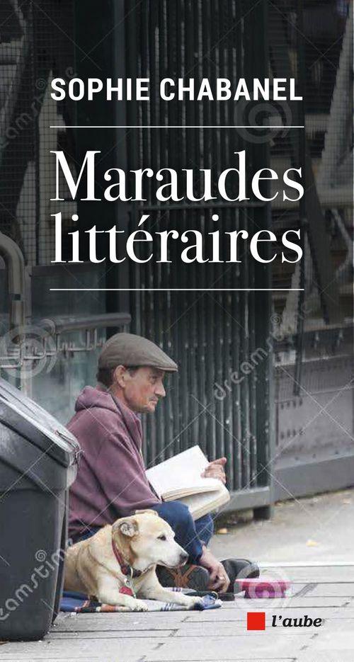 L'homme de la rue ; maraudes littéraires avec le samu social