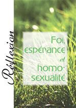 Foi, espérance et homosexualité