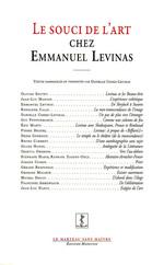 Le Souci de l'art chez Emmanuel Levinas  - Danielle Cohen-Lévinas - Danielle Cohen-Levinas - Danielle COHEN-LEVINAS
