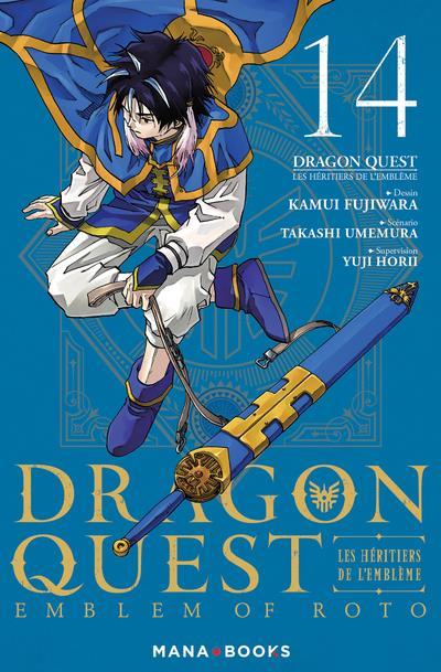 dragon quest - les héritiers de l'emblème t.14