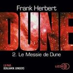 Vente AudioBook : Le Messie de Dune - T2  - Frank Herbert