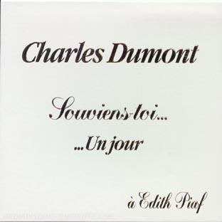L'Hommage De Charles Dumont A Edith Piaf