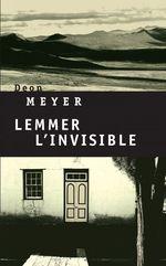 Vente Livre Numérique : Lemmer, l'invisible  - Deon Meyer
