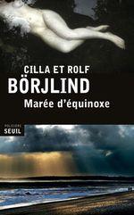 Vente EBooks : Marée d'équinoxe  - Cilla Börjlind - Rolf Börjlind