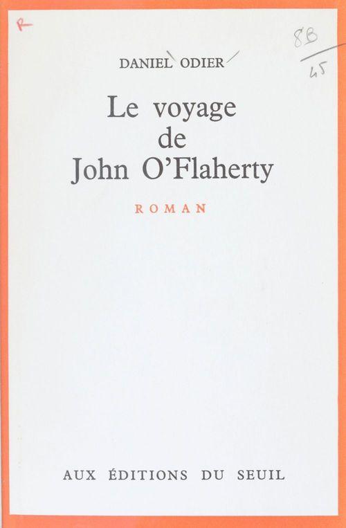 Le voyage de John O'Flaherty