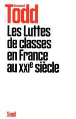 Couverture de Les Luttes De Classes En France Au Xxie Siecle