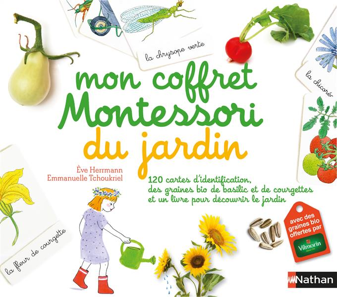 Mon Coffret Montessori ; Jardin