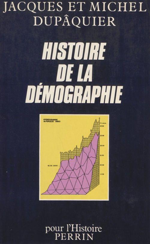 Histoire de la demographie
