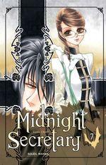 Vente Livre Numérique : Midnight secretary t.7  - Tomu Ohmi