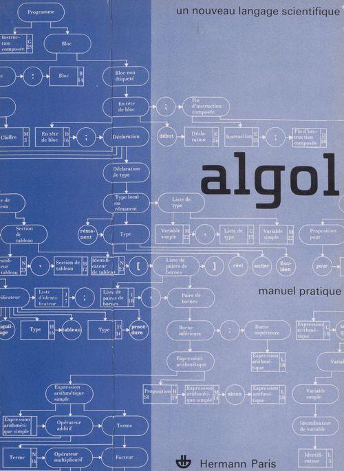 Algol : un nouveau langage scientifique