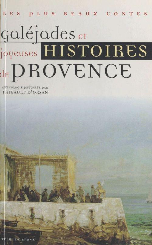 Galejades et contes comiques de provence