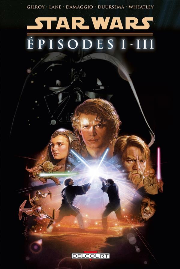 Star Wars ; Integrale T.1 A T.3