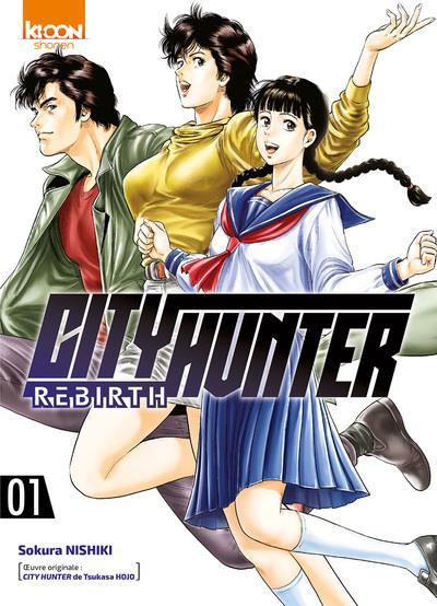 City Hunter - rebirth T.1