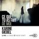 Ce que tu as fait de moi  - Karine Giebel