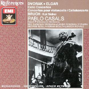 cello concertos-concertos pour violooncelle-cellokonzerte;Kol Nidrei