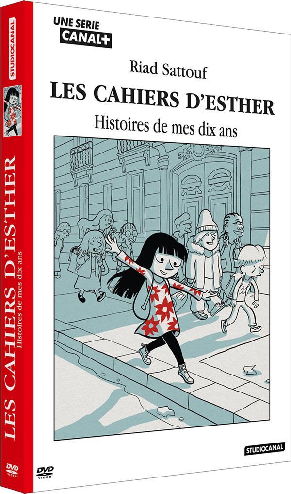 les cahiers d'Esther : histoires de mes dix ans