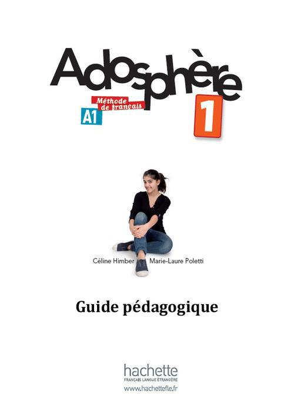 Adosphere 1 - guide pedagogique