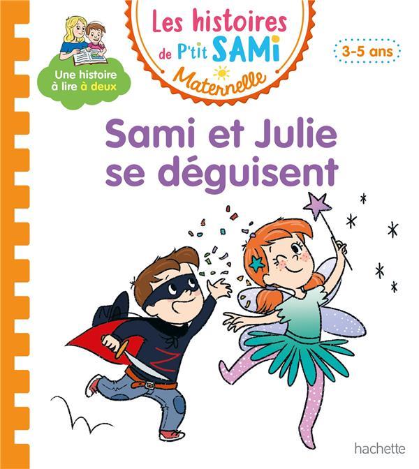 Sami et Julie se déguisent
