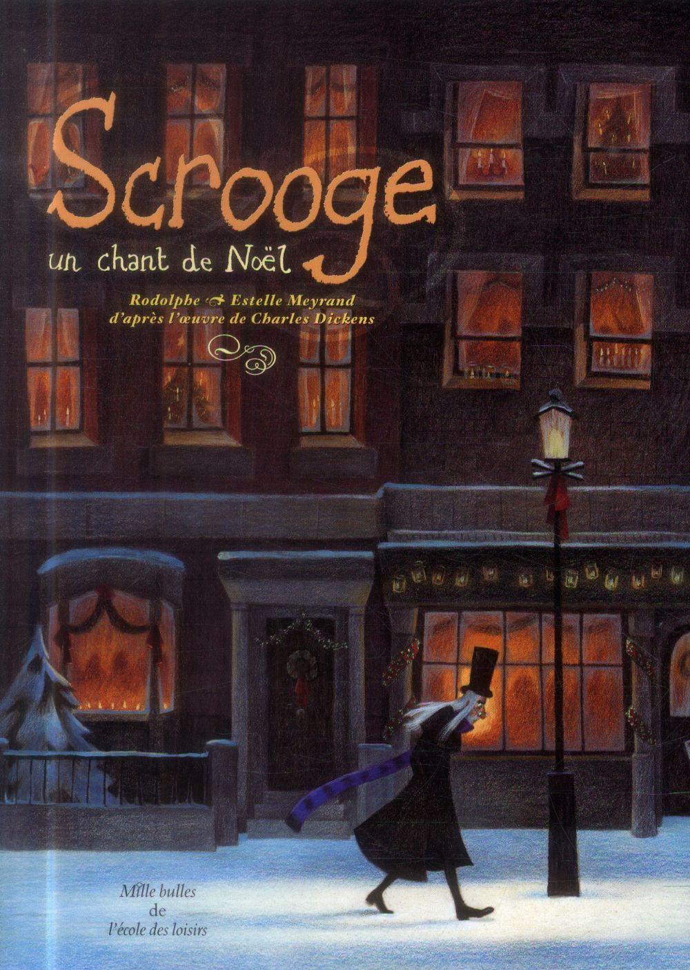 Scrooge un chant de Noël