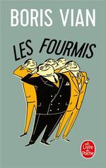 Couverture de Les Fourmis - Nouvelles