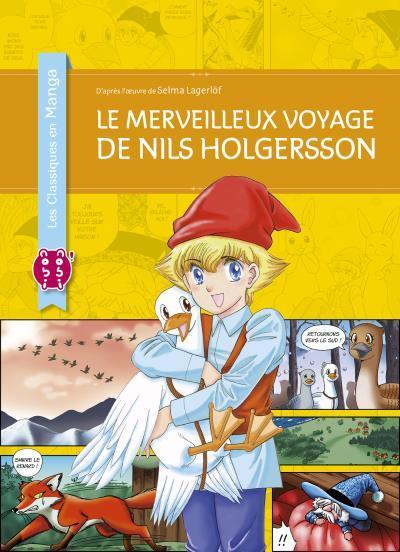 LE MERVEILLEUX VOYAGE DE NILS HOLGERSSON Ichikawa Nori