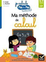 Vente Livre Numérique : Ma méthode de calcul  - Alice Turquois - Carine Garat - Louise Veuillot
