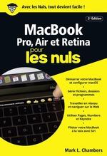 Vente Livre Numérique : MacBook pour les Nuls poche, 2e édition  - Mark L. CHAMBERS