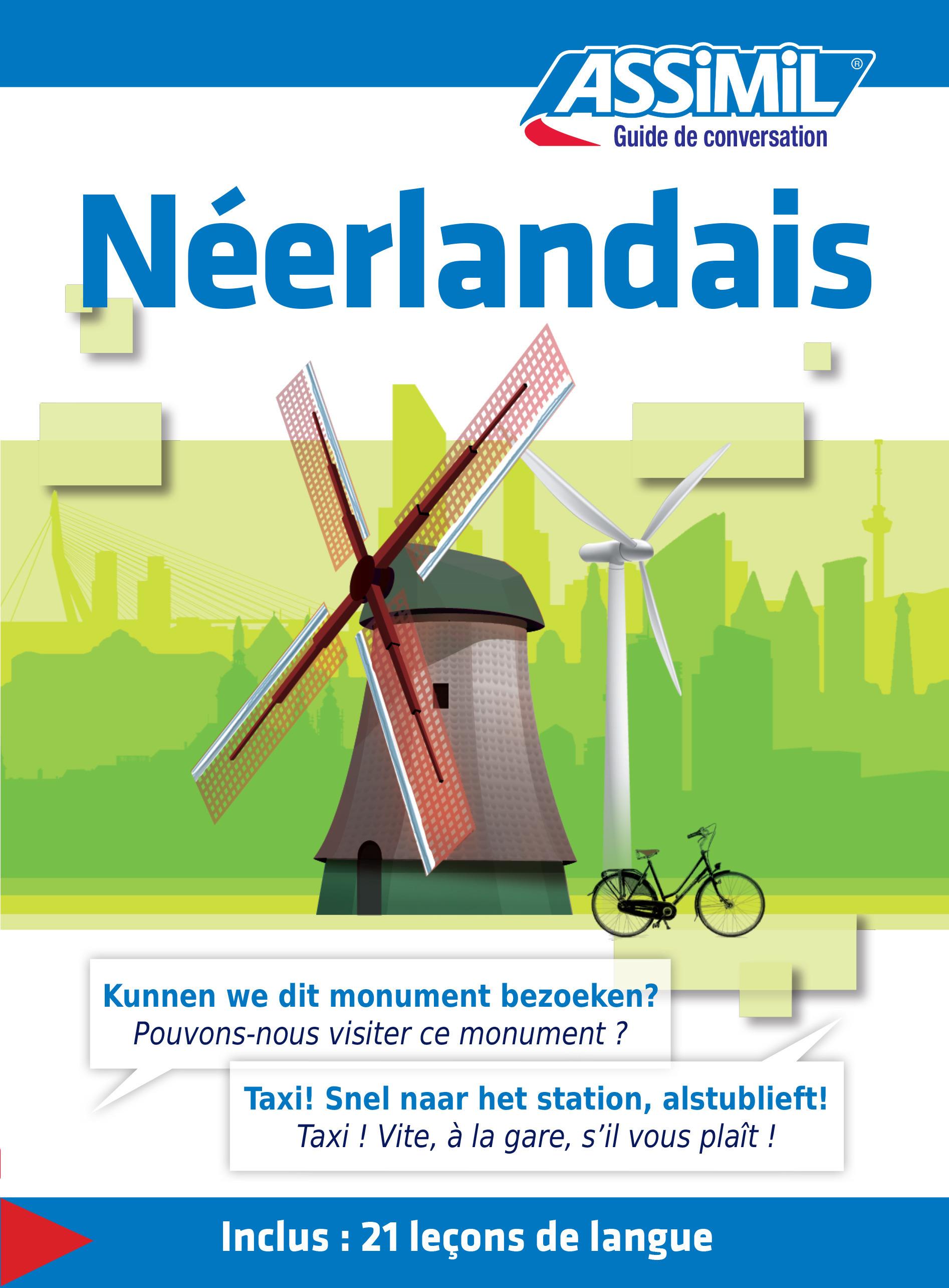 GUIDES DE CONVERSATION ; néerlandais
