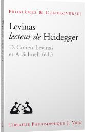 Levinas lecteur de Heidegger