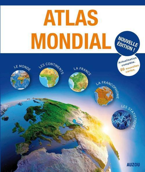 Atlas mondial (édition 2012 - 2013)