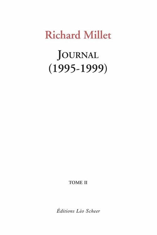 Journal t.2 ; 1995-1999