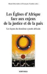 Vente EBooks : Les Eglises d'Afrique face aux enjeux de la justice et de la paix  - Henri Derroitte - François Yumba