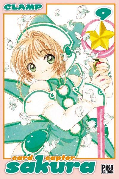 Card Captor Sakura T.9 Et T.10