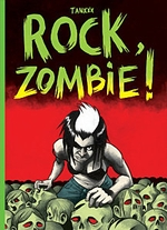 Couverture de Rock, Zombie !
