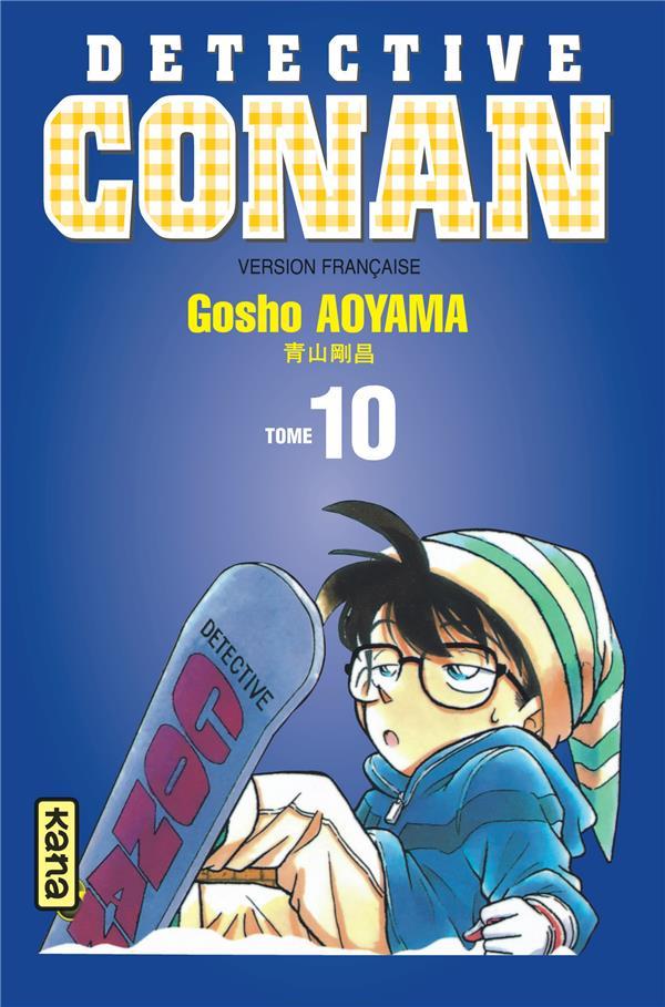 Detective Conan T10